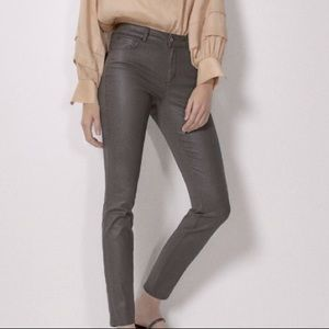 MASSIMO DUTTI | Slim Trousers